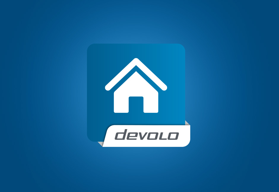 Smart Home App Design - Icon der devolo Home Control App